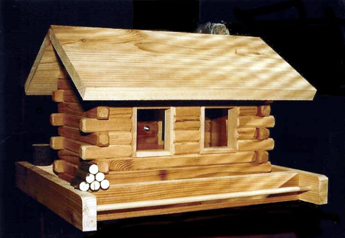 Wood Woodworking Plans Bird Feeders PDF Plans